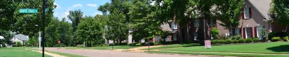 Grove Park Homeowners Association